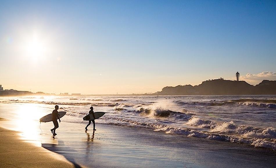 「湘南 サーフィン」の画像検索結果